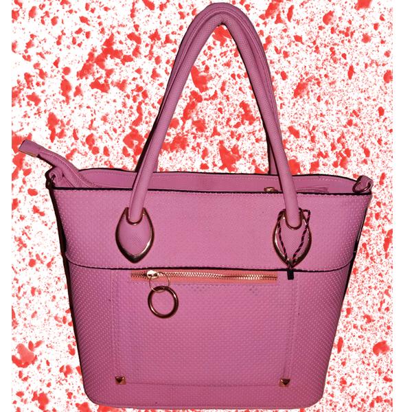 کیف دستی رنگ صورتی