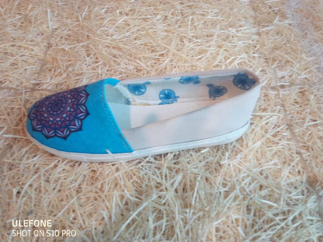 کفش مدل بوته جقه
