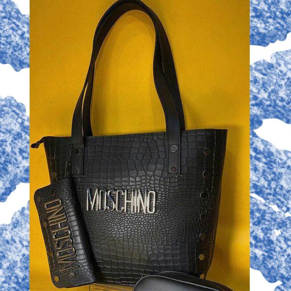 کیف دستی مسچینو مدل تایتان